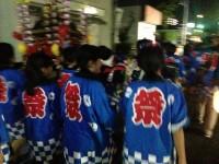 小原田香久山神社秋祭り2