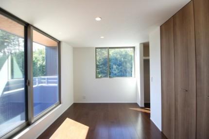 収納たくさんの寝室です。須賀川市北横田| 郡山市 新築住宅 大原工務店のブログ