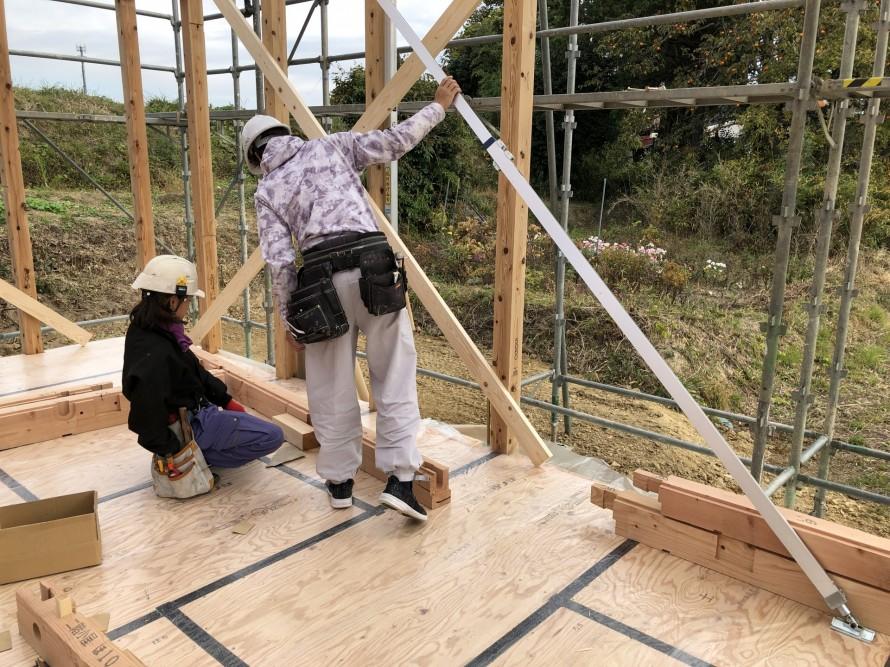 うちの五十嵐が屋起こし中|郡山市 新築住宅 大原工務店のブログ