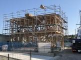 新築住宅が上棟しました。田村市船引町|郡山市 新築住宅 大原工務店のブログ