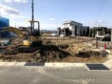 新築注文住宅が着工致しました。 郡山市東原 |郡山市 新築住宅 大原工務店のブログ