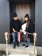 引渡式を行いました|郡山市 新築住宅 大原工務店のブログ