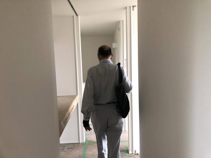 大原工務店で新築注文住宅建築中K様邸、完了検査の様子です。郡山市富田町| 郡山市 新築住宅 大原工務店のブログ