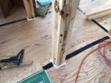 新築住宅の気密の施工です。|郡山市 新築住宅 大原工務店のブログ