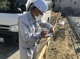 配筋検査の様子です。三春町W様邸| 郡山市 新築住宅 大原工務店のブログ