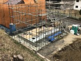 上棟前の写真です。|郡山市 新築住宅 大原工務店のブログ