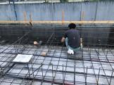 設備屋さんによるスリーブ入れです 須賀川市 | 郡山市 新築住宅 大原工務店のブログ