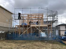郡山市富久山町で大原工務店が新築工事中|郡山市 新築住宅 大原工務店のブログ