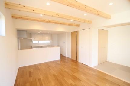 R様邸のオシャレなリビングです。福島県会津若松市  郡山市 新築住宅 大原工務店のブログ
