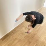 新築注文住宅のお引き渡し前清掃です。郡山市喜久田町| 郡山市 新築住宅 大原工務店のブログ