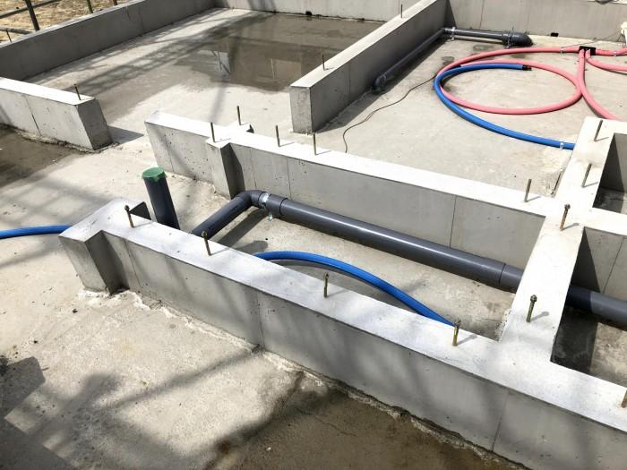 架橋ポリエチレン管を使用しています。郡山市片平町|郡山市 新築住宅 大原工務店のブログ