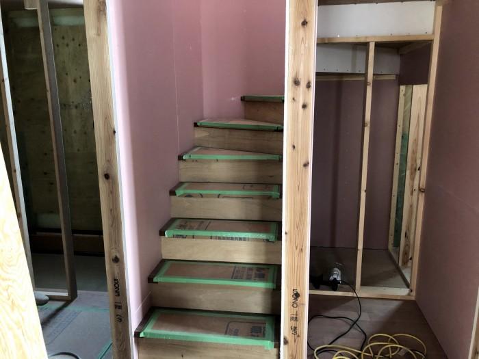 施工後の様子です。郡山市深沢|郡山市 新築住宅 大原工務店のブログ