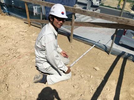 境界からの離れをチェック|郡山市 新築住宅 大原工務店のブログ