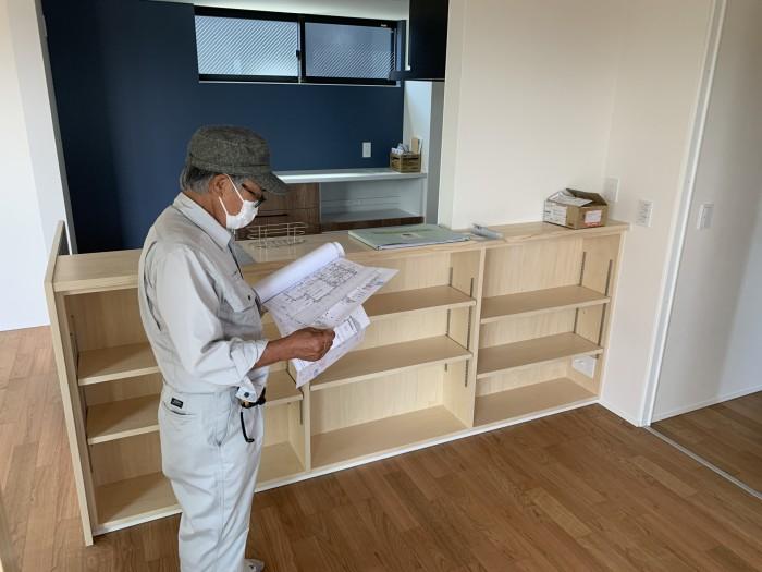 お家の中の検査です。郡山市深沢|郡山市 新築住宅 大原工務店のブログ