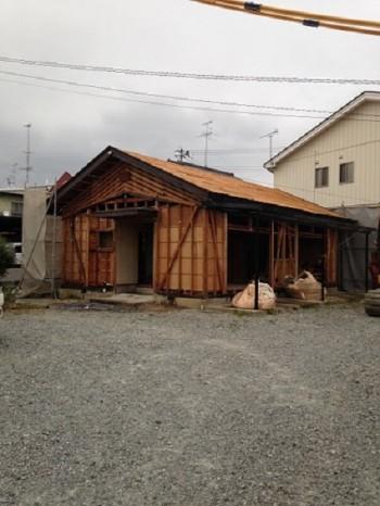 べた基礎の立ち上がり検査です。|郡山市 新築住宅 大原工務店のブログ