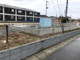 べた基礎が完成した様子です。郡山市東原 郡山市 新築住宅 大原工務店のブログ