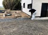 ベンチマークを計測中です 本宮市白岩 |郡山市 新築住宅 大原工務店のブログ