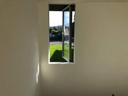 階段上の様子です。田村市船引町|郡山市 新築住宅 大原工務店のブログ