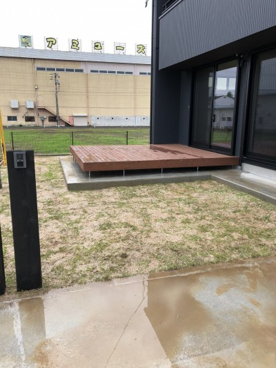 完成です。|郡山市 新築住宅 大原工務店のブログ