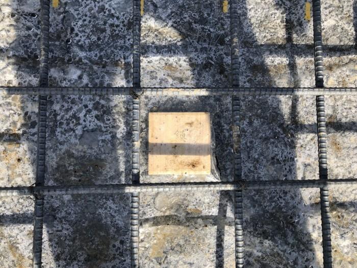 鎮め物を埋めました。郡山市町東| 郡山市 新築住宅 大原工務店のブログ
