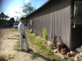 郡山市小原田の新築住宅予定地の現場調査 | 郡山市 新築住宅 大原工務店のブログ