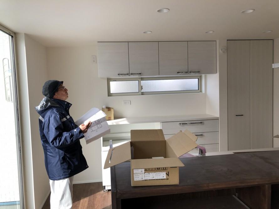 郡山市熱海町のY様邸新築住宅で完了検査を受けました。|郡山市 新築住宅 大原工務店のブログ