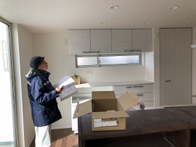 郡山市熱海町のY様邸新築住宅で完了検査を受けました。 郡山市 新築住宅 大原工務店のブログ