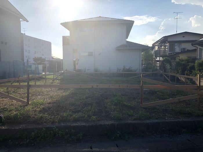 注文住宅の丁張です。|郡山市 新築住宅 大原工務店のブログ