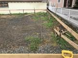 丁張り工事で、建物の位置出しをしていきます。郡山市大槻町|郡山市 新築住宅 大原工務店のブログ