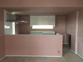 木工事終了後のキッチンです 会津若松市 |郡山市 新築住宅 大原工務店のブログ