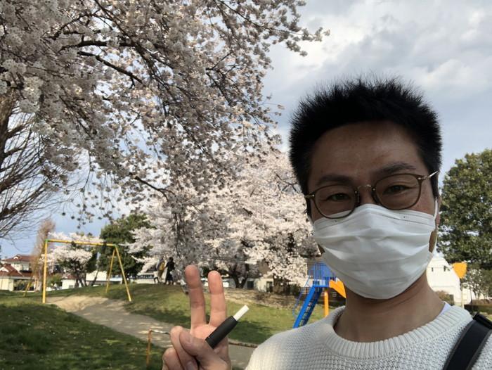 桜と僕です。|郡山市 新築住宅 大原工務店のブログ