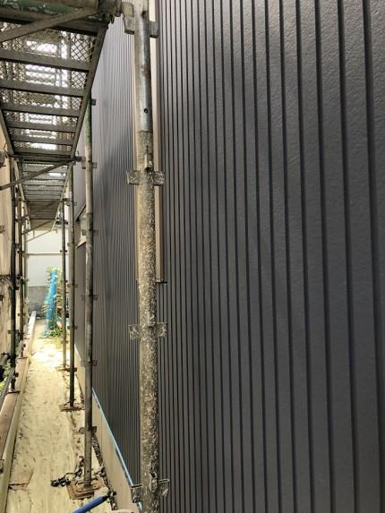 旭トステムのアーバンストライプを使用してます。本宮市葭ヶ入|郡山市 新築住宅 大原工務店のブログ