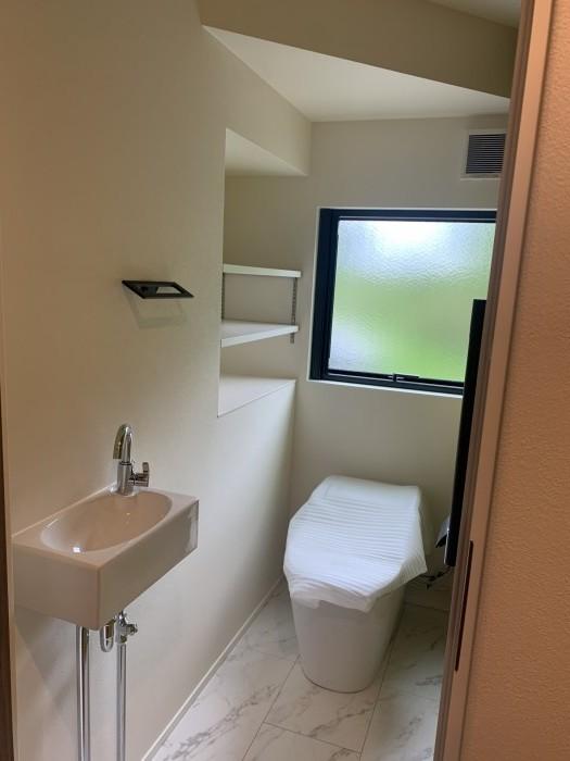 トイレ|郡山市 新築住宅 大原工務店のブログ