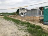 丁張の完了です。|郡山市 新築住宅 大原工務店のブログ