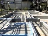 新築注文住宅K様邸、完成したべた基礎です。郡山市久留米| 郡山市 新築住宅 大原工務店のブログ