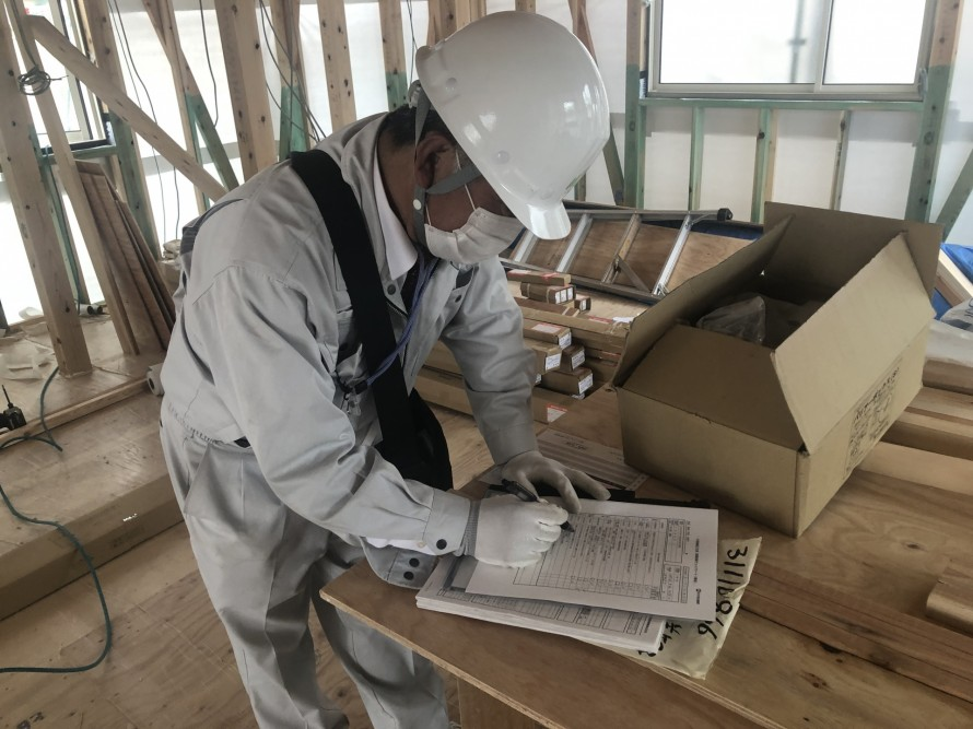 最後に聞き取りです。|郡山市 新築住宅 大原工務店のブログ