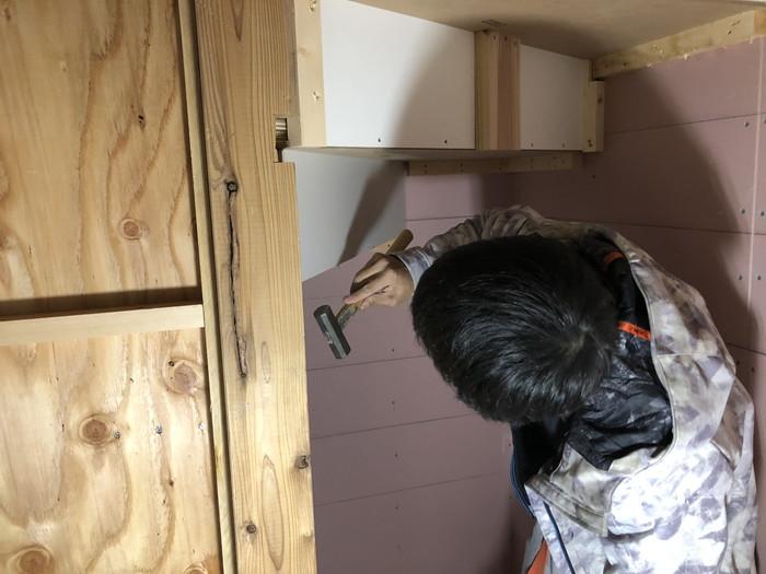 新築住宅の階段施工です。|郡山市 新築住宅 大原工務店のブログ
