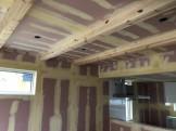 仕上げ工事進んでます。福島県会津若松市|郡山市 新築住宅 大原工務店のブログ
