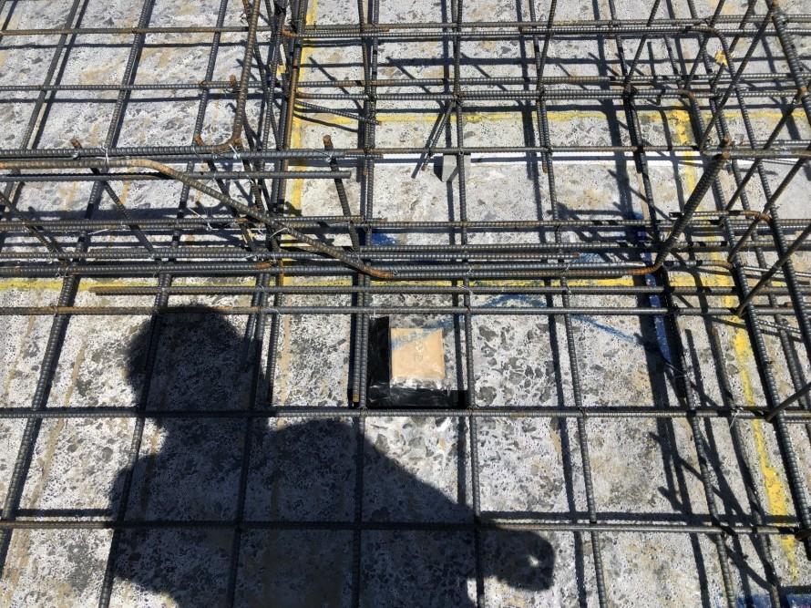 鎮め物もしっかり納め、いざコンクリート打設|郡山市 新築住宅 大原工務店のブログ