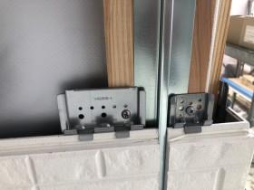 外壁の通気金物です。|郡山市 新築住宅 大原工務店のブログ