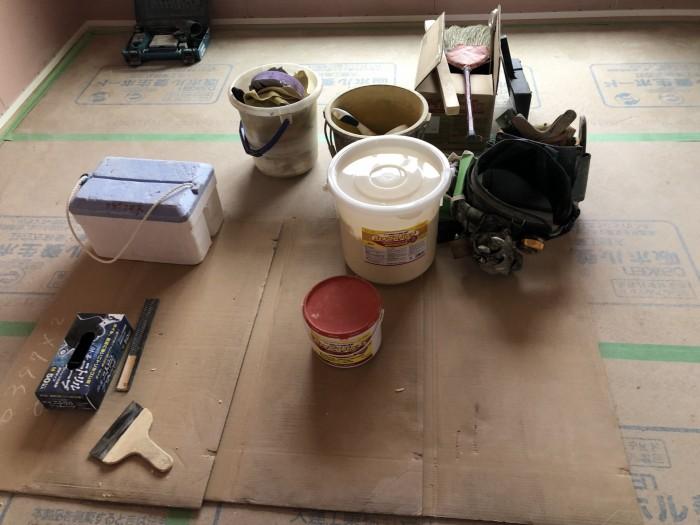 使用していく道具です。郡山市町東S様邸| 郡山市 新築住宅 大原工務店のブログ