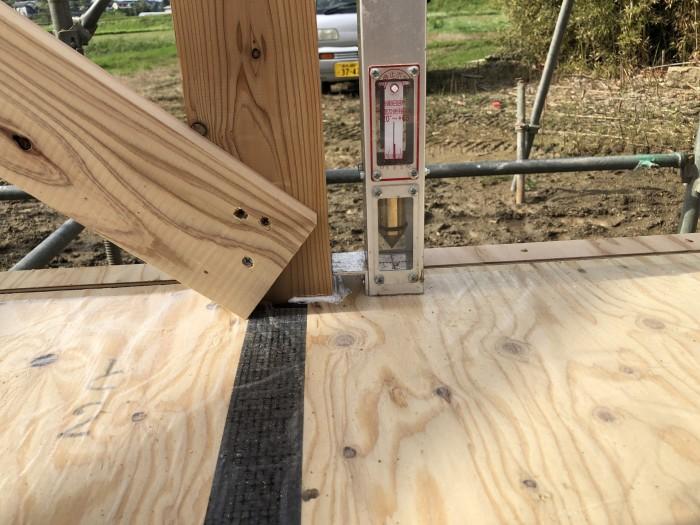 屋直しの工程です。本宮市白岩 郡山市 新築住宅 大原工務店のブログ
