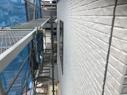 旭トステム モザイクストーン クリアホワイト|郡山市 新築住宅 大原工務店のブログ