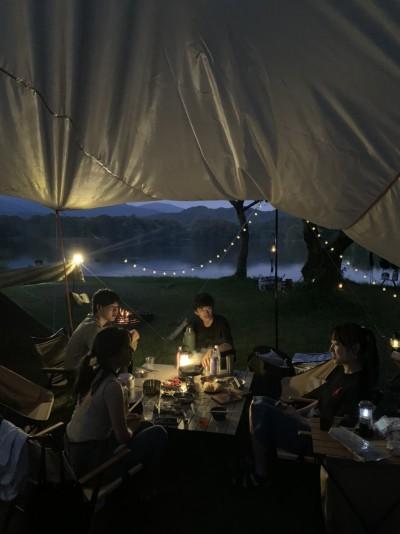 友達とキャンプに行ってきました。裏磐梯| 郡山市 新築住宅 大原工務店のブログ