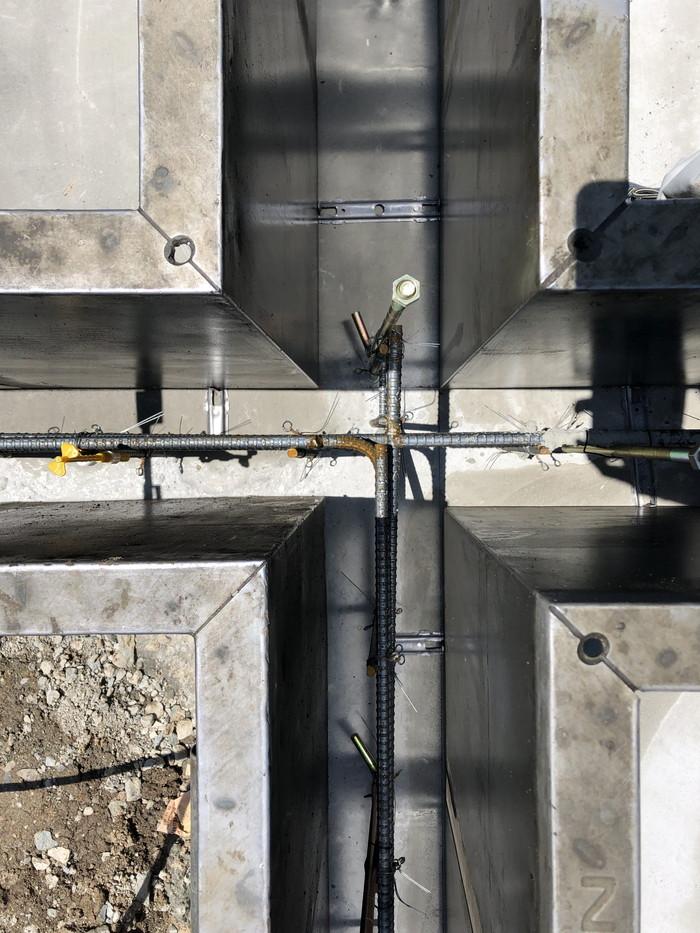 べた基礎の立ち上がり打設です。|郡山市 新築住宅 大原工務店のブログ