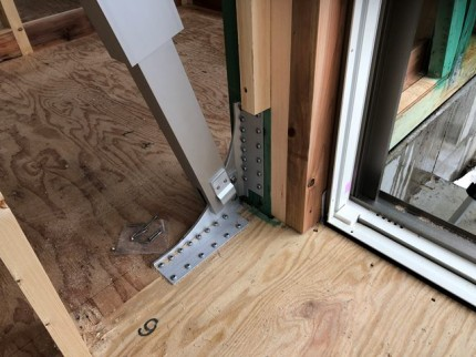 制震装置、ブレースリーです。|郡山市 新築住宅 大原工務店のブログ