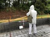 背筋検査を受けました w様邸 郡山市日和田 郡山市 新築住宅 大原工務店のブログ