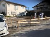べた基礎の工事前です。|郡山市 新築住宅 大原工務店のブログ