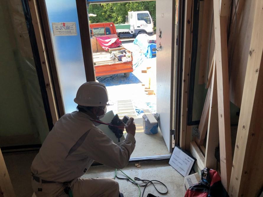 筋違金物をチェック|郡山市 新築住宅 大原工務店のブログ