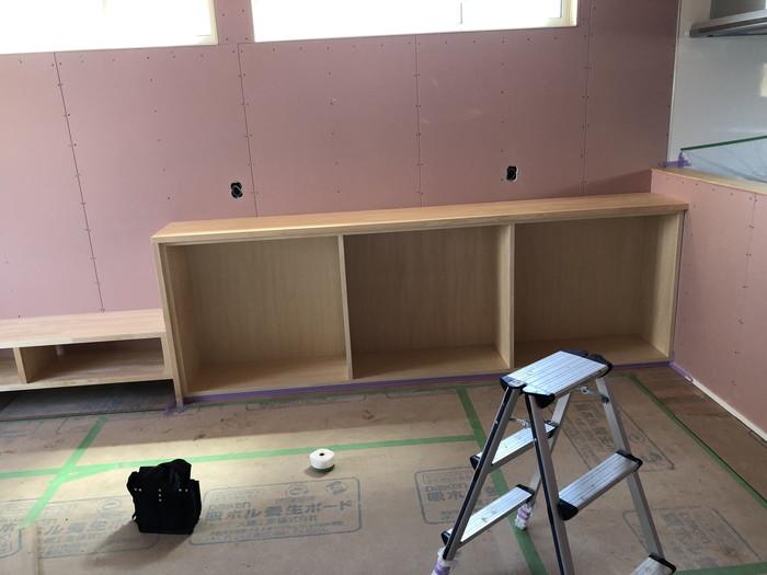 木工事完了の様子です。|郡山市 新築住宅 大原工務店のブログ